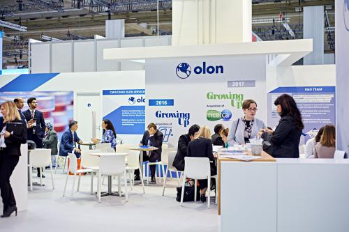 CPHI Frankfurt 2017 - Standart Srl  for Olon SPA