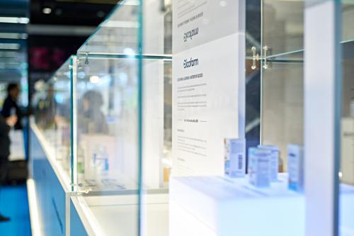 CPHI Frankfurt 2017 - Standart Srl  for Labomar Srl